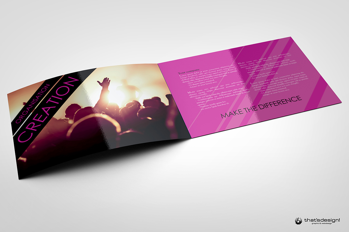 Download thisEvent & Artistic Brochure Template PSD Design 8 Pages, perfect for anArtisticBooking Agency or a Event Management, editable with photoshop
