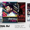 SpecialDj Flyer PSD Templates