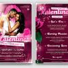 Valentine's Day Flyer + Menu V7