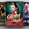 Ladies Night Flyer templates Psd download Bundle V2
