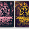 Club Electro Flyer Template PSD download V6
