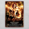 Fall Party Flyer Template V2