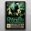 Rock Festival Flyer Template V2