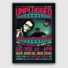 Concert Unplugged Flyer Template Psd download