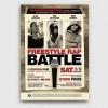 Freestyle Rap Battle Flyer V5