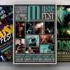 FLYERS PSD - Band Flyer Templates V3