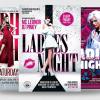 Ladies Night Flyer Bundle V3