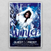 Winter Solstice Flyer Template