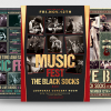 Concert Flyer Psd Templates Bundle V6 to promote an Indie Rock Band, Dubstep, Pop Rock, Urban music band event, Gig, Alternative Music, Jazz Festival, Unplugged concert