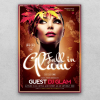 Autumn Fall Party Flyer Template V5