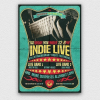 Indie Live Flyer Template