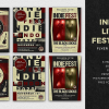 Indie Live Festival Flyer Bundle