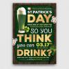 Saint Patrick's Day PSD Flyer Template V7