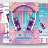 Special Dj Flyer Psd templates Bundle V5