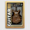 Guitar Lessons Flyer Template psd download design
